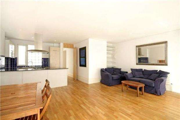 3 Bedrooms Flat for sale in Spital Square, London