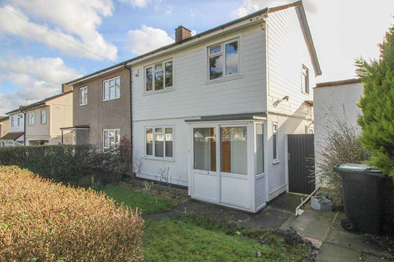 3 Bedrooms Semi Detached House for sale in Gosforth Lane, South Oxhey