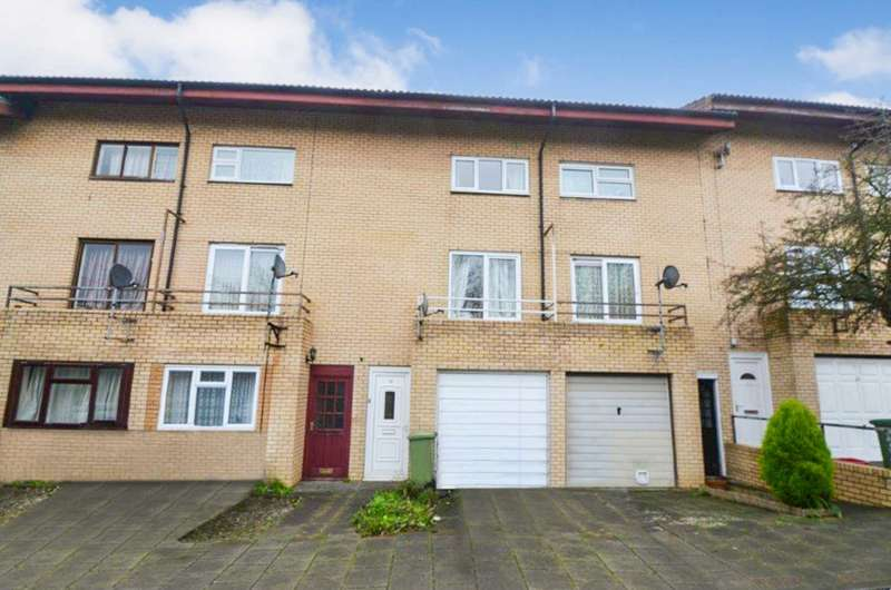 3 Bedrooms Terraced House for sale in Conniburrow