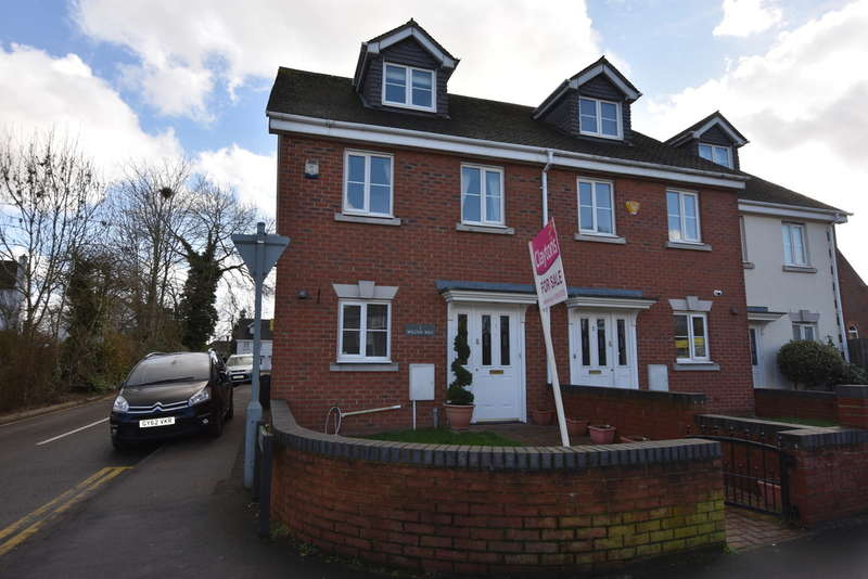 3 Bedrooms Mews House for sale in Wilcon Way, Garston Watford