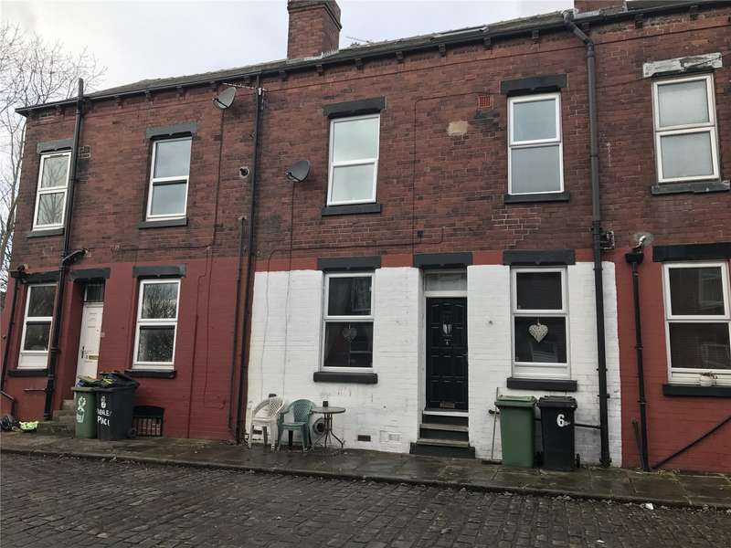 2 Bedrooms Terraced House for sale in Henley Place, Leeds, West Yorkshire, LS13