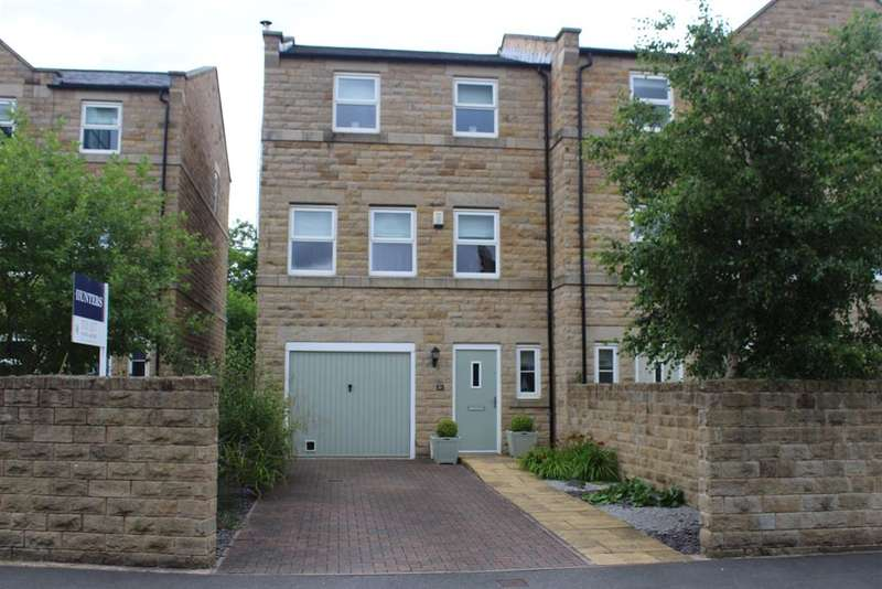 4 Bedrooms Town House for rent in Mill Fold, Addingham, Ilkley, LS29