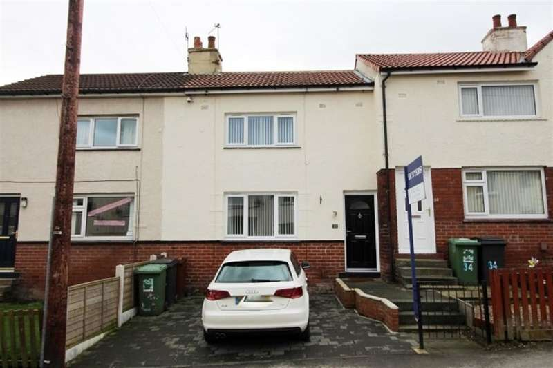 2 Bedrooms Terraced House for sale in Southroyd Park, Pudsey, LS28