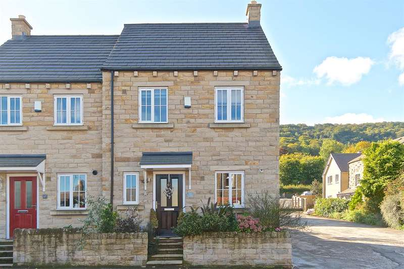 3 Bedrooms End Of Terrace House for sale in Leeds Road, Otley, LS21