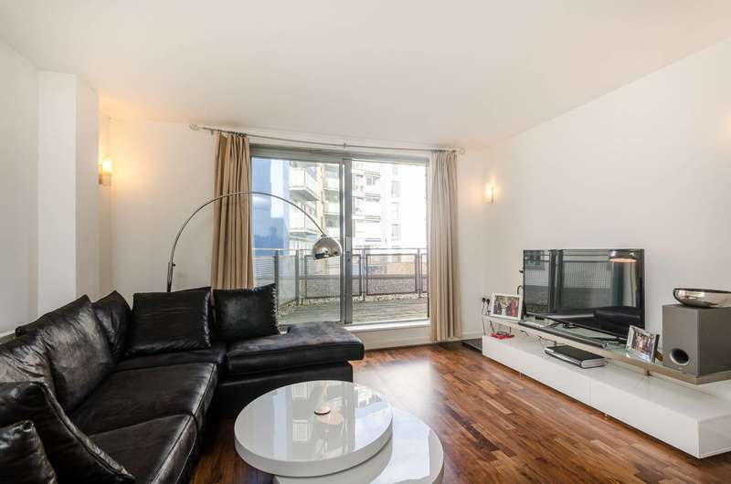 1 Bedroom Flat for sale in Deals Gateway, Greenwich, SE13