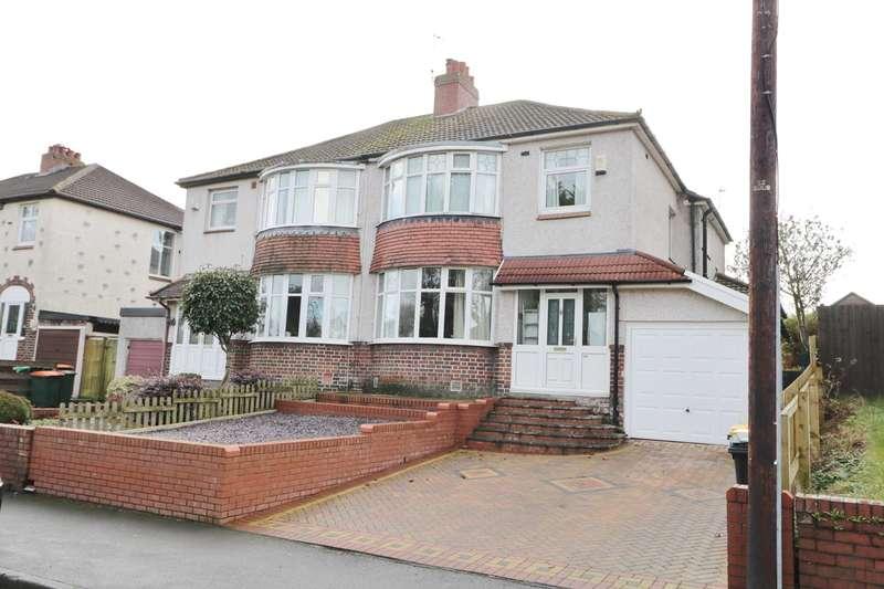 4 Bedrooms Semi Detached House for sale in St Julians Road, Newport, NP19
