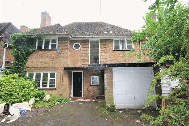 4 Bedrooms Detached House for rent in Pebble Mill Road, Birmingham