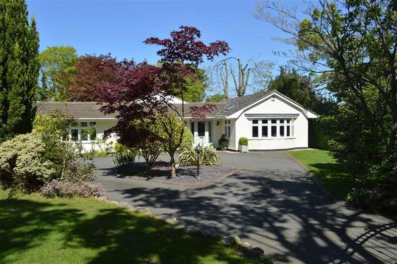 4 Bedrooms Detached Bungalow for sale in Mere Farm Road, Oxton, CH43