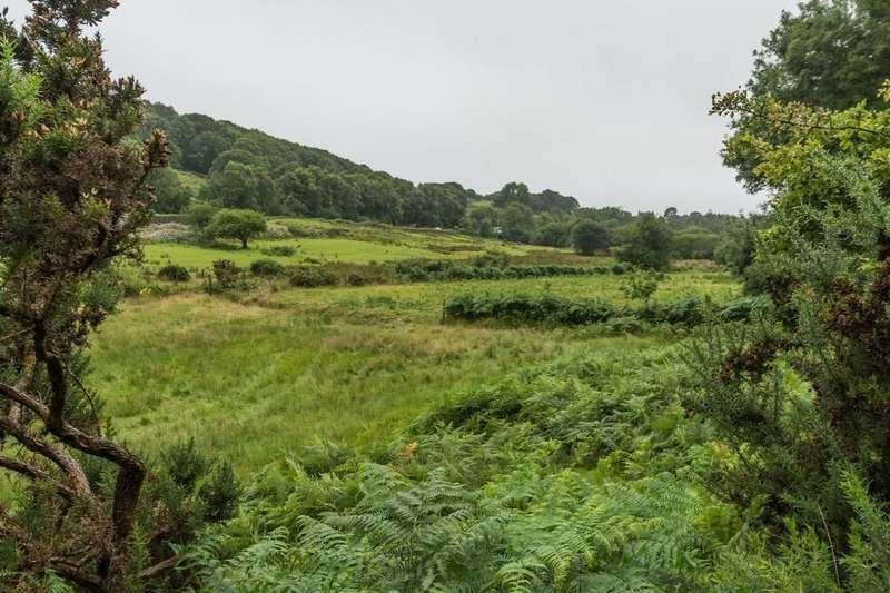 Land Commercial for sale in Penrhyndeudraeth, Gwynedd, North Wales