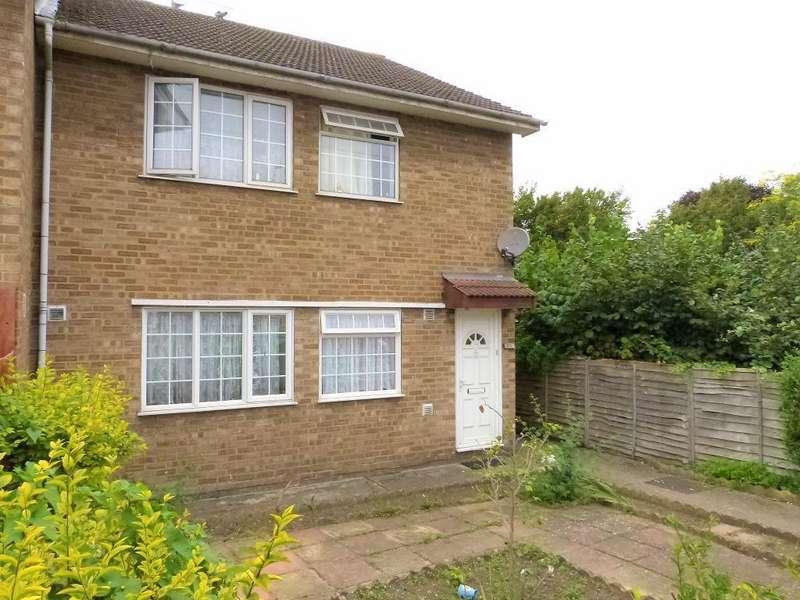 2 Bedrooms Maisonette Flat for sale in High Street, Harlington, UB3 5DD