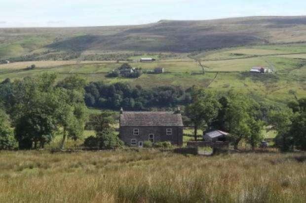 4 Bedrooms Farm Commercial for sale in High Gailligill Farm, Nenthead, Alston, Cumbria, CA9 3LW