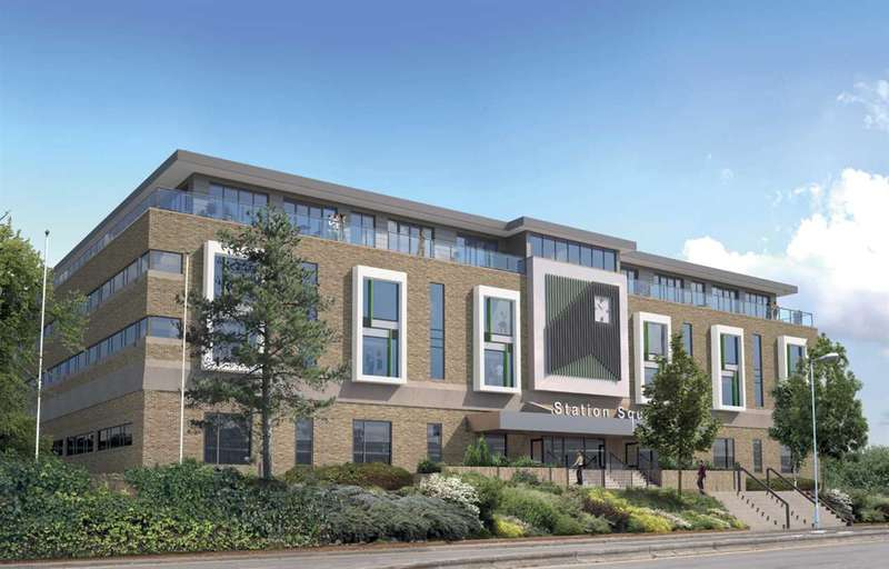 2 Bedrooms Property for sale in The View, Station Square, North Station, Colchester