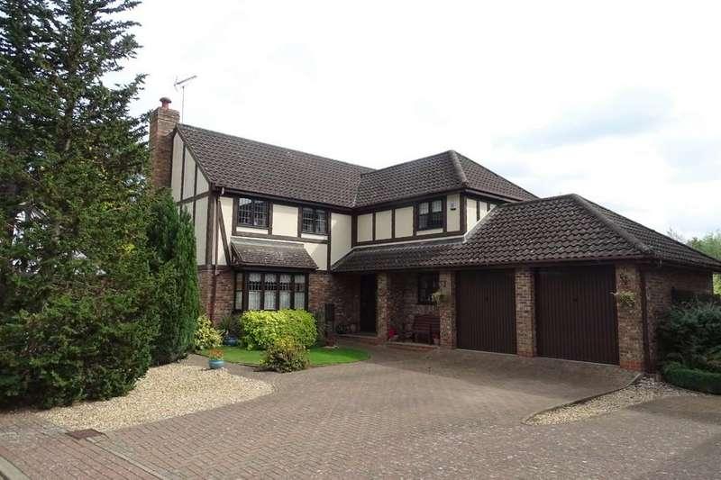 5 Bedrooms Detached House for sale in Riverside Way, Brandon