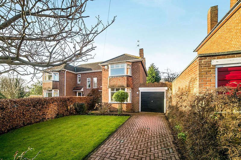 3 Bedrooms Semi Detached House for sale in Queens Drive, Whickham, NEWCASTLE UPON TYNE, NE16