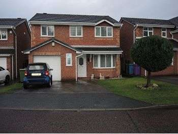 4 Bedrooms Detached House for sale in Tiptree Close, Croxteth, Liverpool