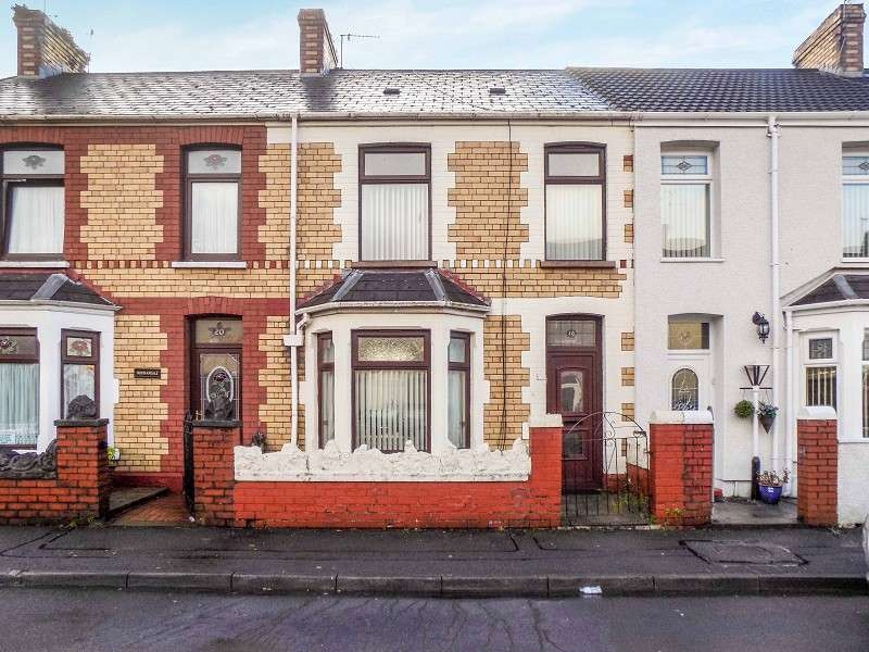 3 Bedrooms Terraced House for sale in Norman Street, Port Talbot, Neath Port Talbot. SA12 6EL