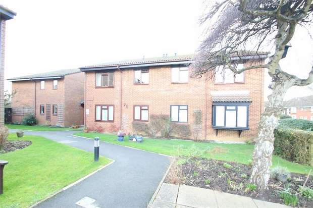 1 Bedroom Retirement Property for sale in Reeve Court, Tarragon Drive, GUILDFORD, Surrey