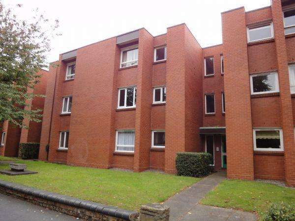 2 Bedrooms Apartment Flat for sale in Elmsdale Court, Birmingham Road, Walsall
