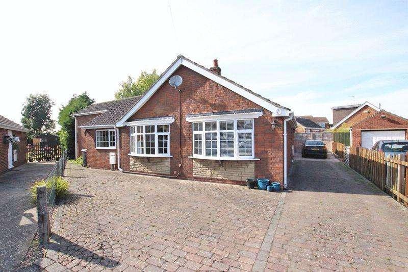 3 Bedrooms Detached Bungalow for sale in STONEY WAY, TETNEY