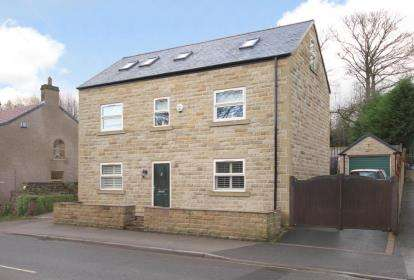 4 Bedrooms Detached House for sale in Main Road, Unstone, Dronfield, Derbyshire