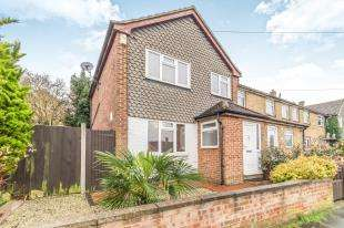 2 Bedrooms End Of Terrace House for sale in Valerian Close, Walderslade, Chatham, Kent