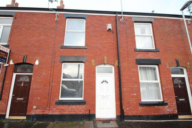 2 Bedrooms Terraced House for sale in Trafalgar Street, Rochdale OL16 2JL