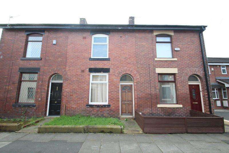 2 Bedrooms Terraced House for sale in Langton Street, Heywood OL10 4JU