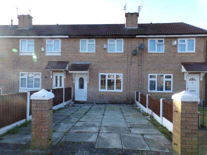 3 Bedrooms Terraced House for sale in Freesia Avenue, Walton, Liverpool, Merseyside, L9