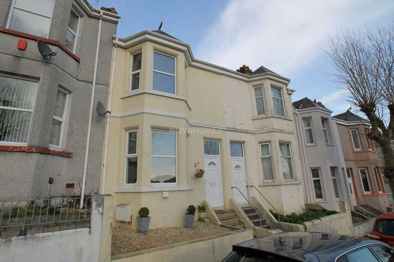 2 Bedrooms Terraced House for sale in Carlton Terrace, Plymouth, PL5 1BA