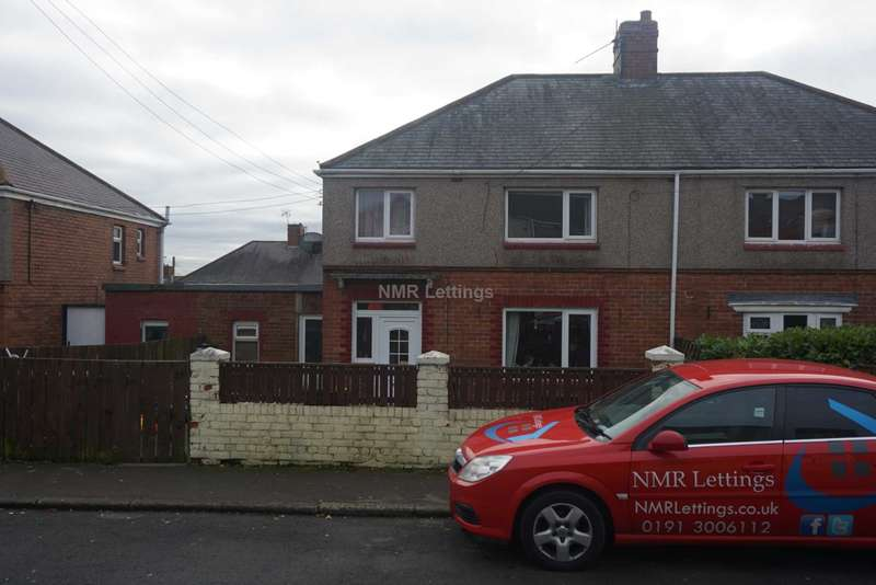 3 Bedrooms Semi Detached House for rent in Rydal Road, Ferryhill