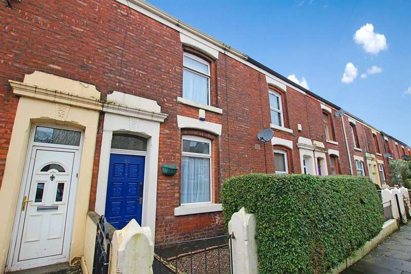 2 Bedrooms Terraced House for sale in Marlton Road Blackburn BB2 3LX