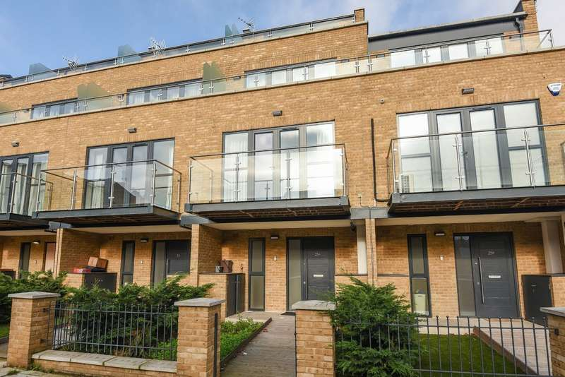 4 Bedrooms Terraced House for sale in Tiller Road, Canary Wharf