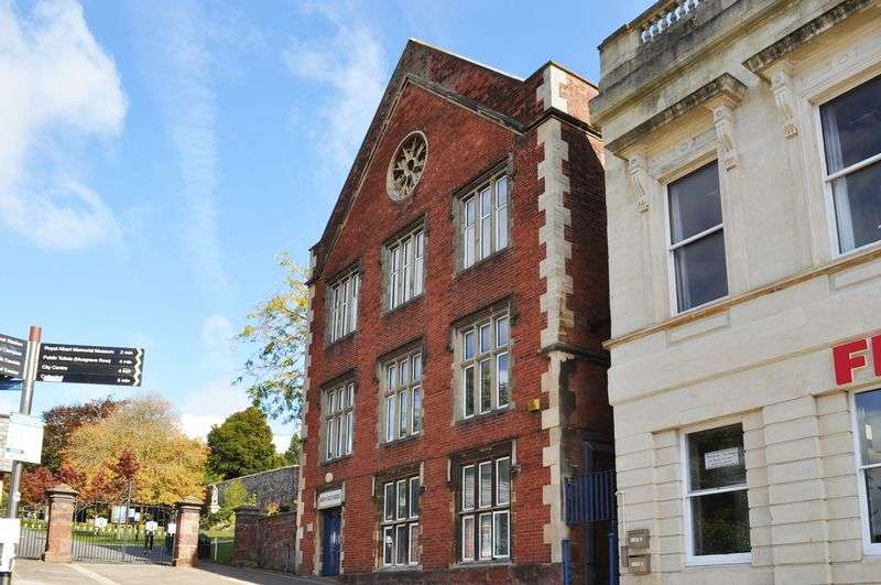 1 Bedroom Property for sale in Northernhay Gate, Exeter