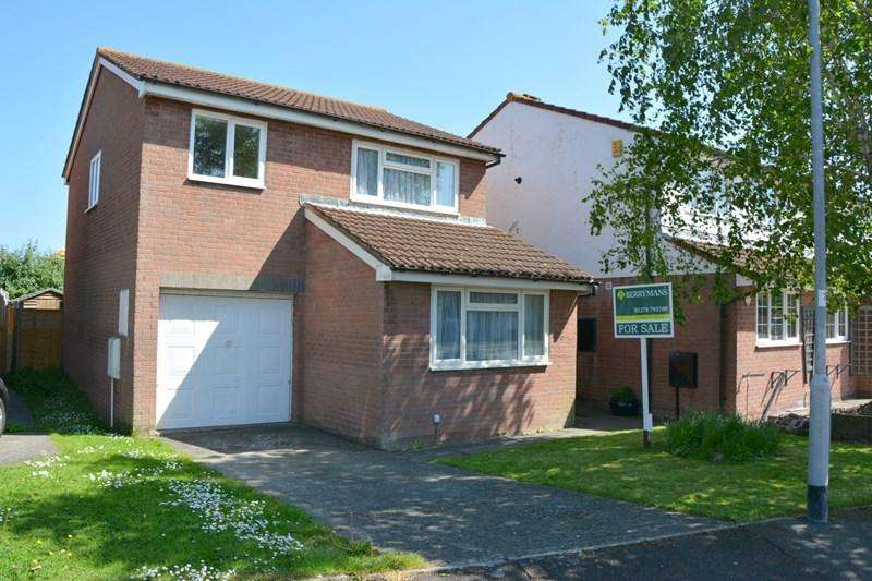 4 Bedrooms Detached House for sale in Cunningham Road, Burnham-On-Sea
