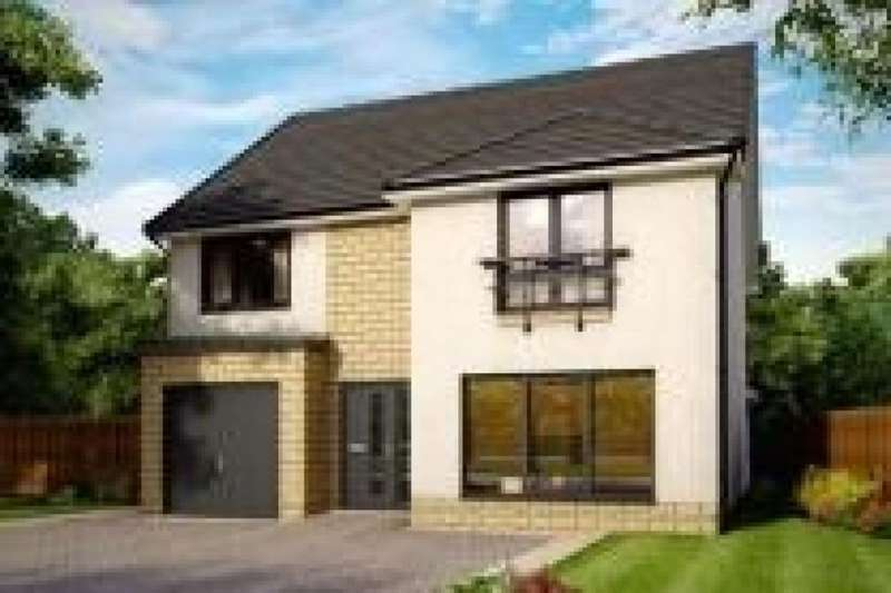 4 Bedrooms Detached House for sale in Ivory Garden Room Strathearn Gardens, Townhead, Auchterarder, PH3