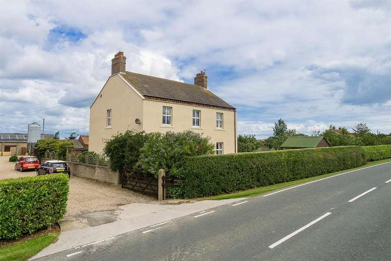 5 Bedrooms Detached House for sale in Withernsea Road,, Halsham, East Riding of Yorkshire