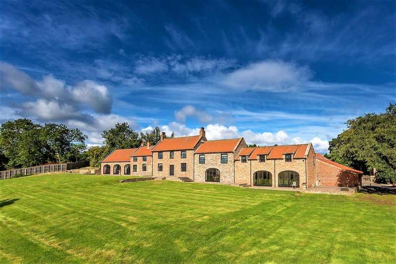 6 Bedrooms Detached House for sale in Aislaby Road, Aislaby, Eaglescliffe,