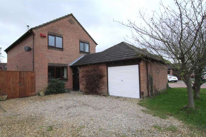 4 Bedrooms Detached House for sale in Howden Dike, Yarm