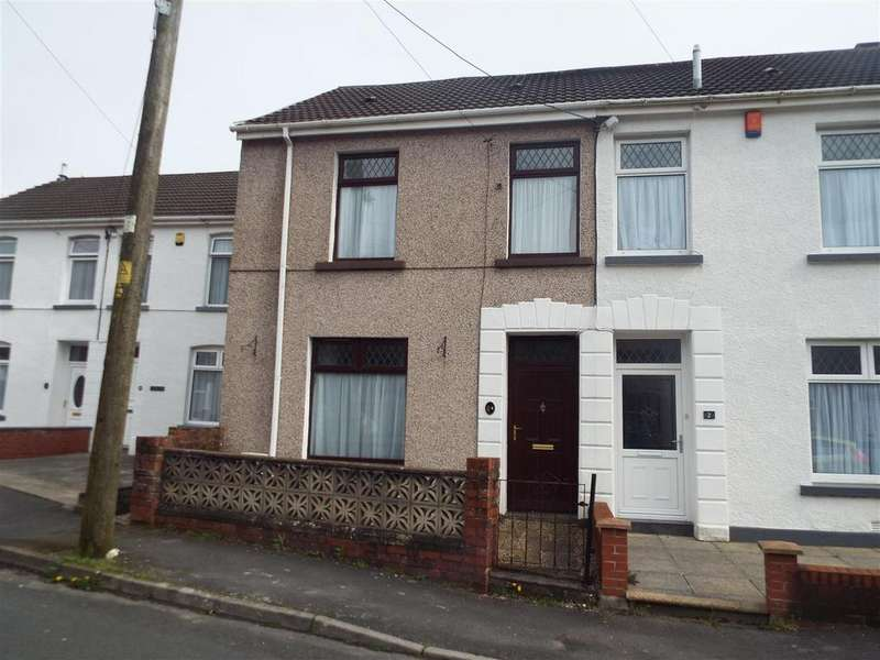 3 Bedrooms Semi Detached House for sale in Stepney Road, Llanelli