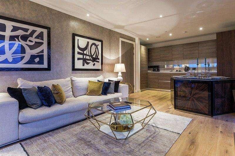 Studio Flat for sale in Royal Arsenal Riverside, Woolwich, London, SE18