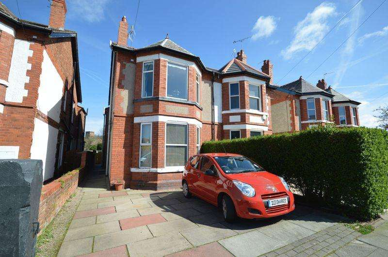3 Bedrooms Maisonette Flat for sale in Hilbre Road, West Kirby