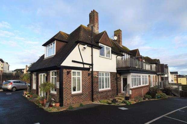 2 Bedrooms Flat for sale in Dainton Court, 95 Dartmouth Road, Paignton, Devon