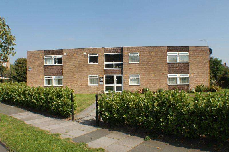1 Bedroom Apartment Flat for sale in Downing Close, Prenton