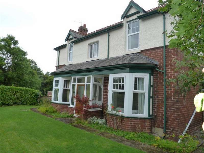 5 Bedrooms Detached House for sale in Dene Road, Rowlands Gill, Tyne Wear