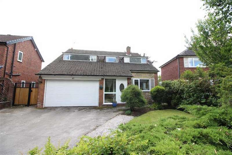 3 Bedrooms Detached House for sale in Taunton Road, Sale