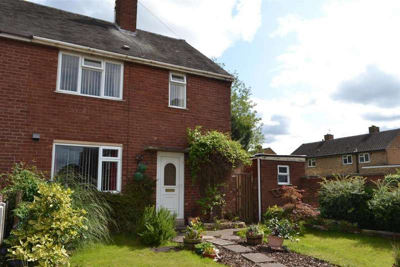 3 Bedrooms House for sale in Berwick Drive, Cannock