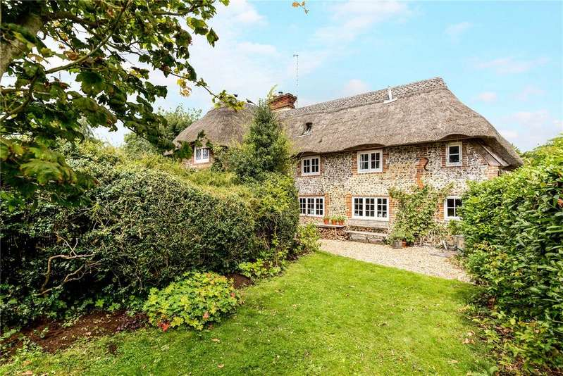 2 Bedrooms Semi Detached House for sale in Singleton, Singleton, Chichester, West Sussex
