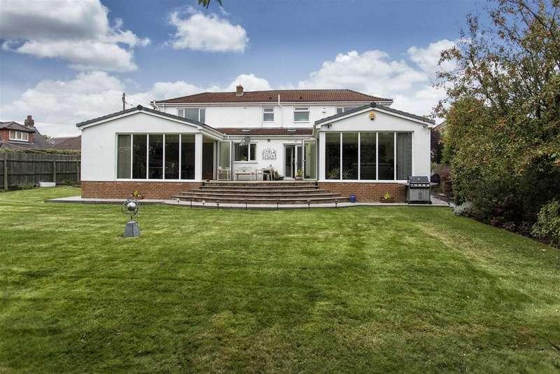 6 Bedrooms Detached House for sale in Prospect Lane, Birkenshaw, West Yorks