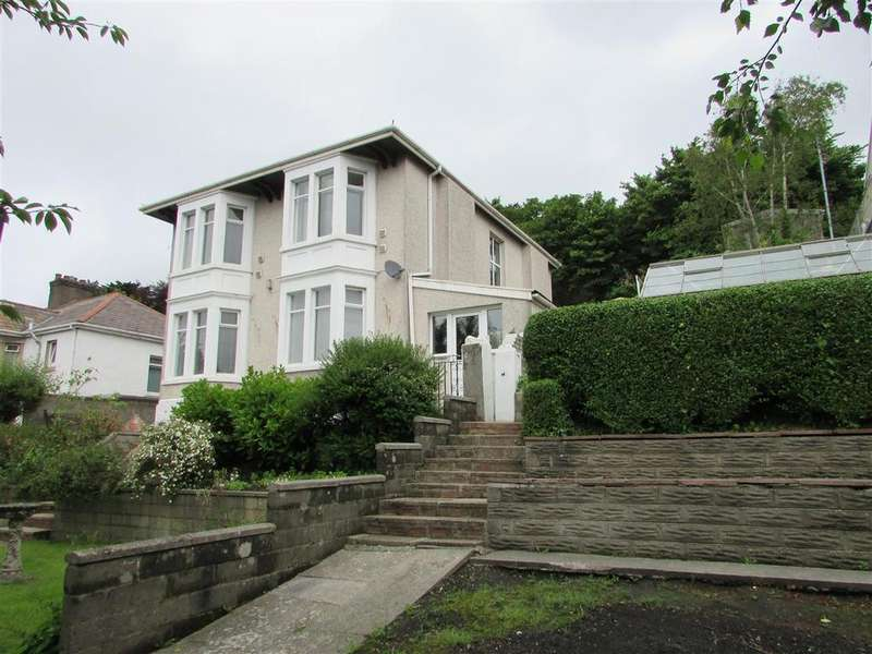 4 Bedrooms Detached House for sale in 91 Pentyla, Baglan, Port Talbot