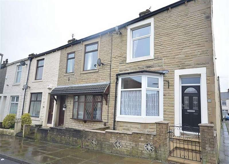 2 Bedrooms End Of Terrace House for sale in Marlborough Road, Accrington, BB5